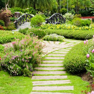 Feng Shui im Garten oder Feng Shui Privat oder Feng Shui Geschäftlich